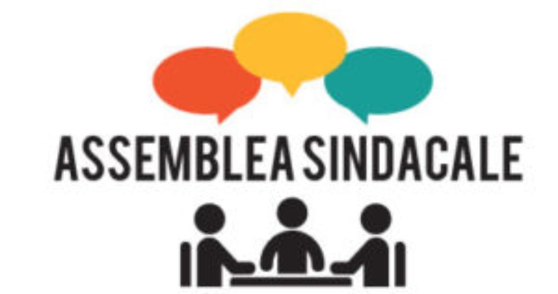 Assemblea sindacale on line lunedì 4 ottobre 2021.