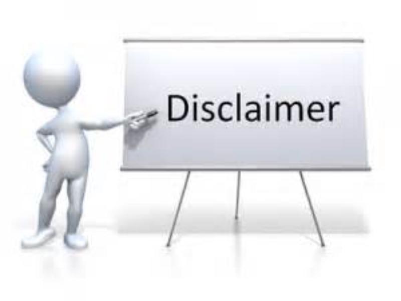 Disclaimer sulla pubblicazione e  consultazione degli esiti degli scrutini A.s. 2020-2021