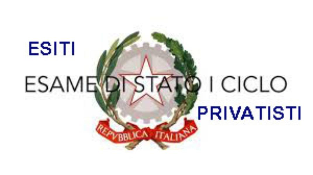 Pubblicazione esiti finali Esami di Stato per i soli candidati privatisti in data 27 giugno 2020.